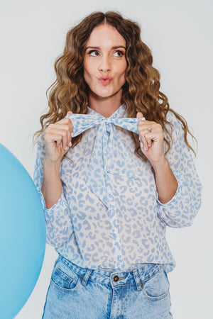 Wildly Fun Celebration Blouse