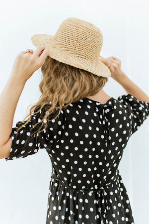 Polka Love Prairie Dress