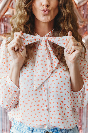 Confetti Celebration Blouse