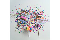 Confetti Party Supplies