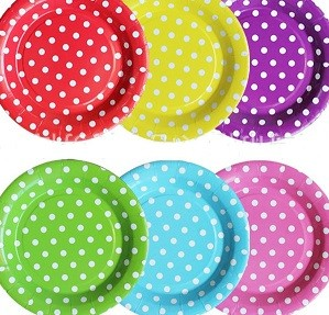 Polka Dot Party | Pop Roc Parties
