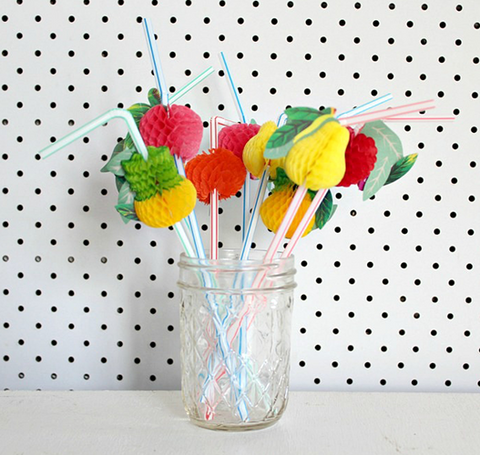 Tutti Frutti Party Supplies | Pop Roc Parties