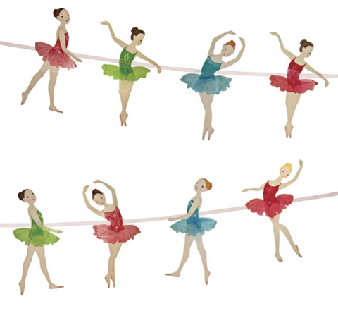 Ballerina Party Supplies | Pop Roc Parties