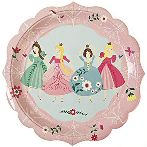Princess Party Supplies | Pop Roc Parties