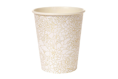 Abstract Betsy Gold Cups