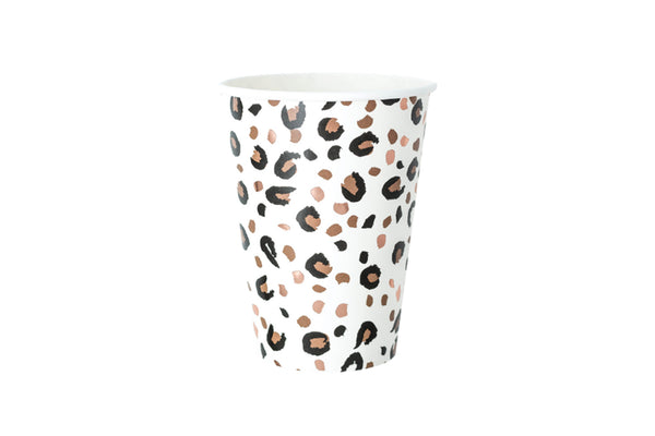 Animal Print Party Cups | Pop Roc Parties