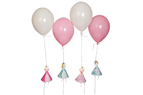 I'm a Princess Balloon Holders - Pop Roc Parties