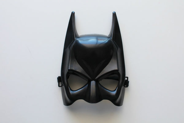 Black Batman Mask - Pop Roc Parties