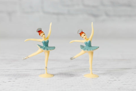 Blue Ballerina Toppers