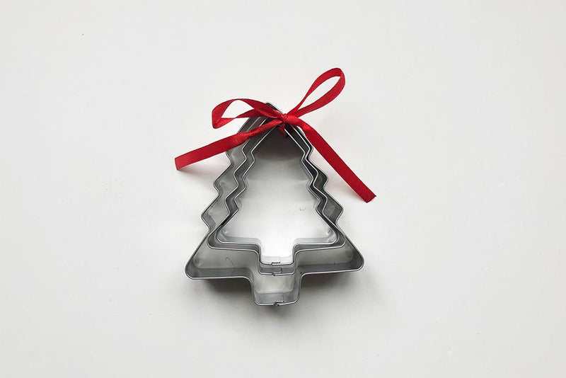 Christmas Tree Cookie Cutters - set of 3 | Pop Roc Parties