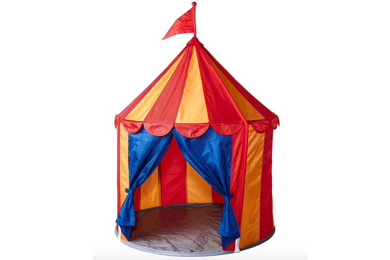 Circus Tent - Pop Roc Parties