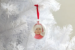 Clear Hanging Bauble - Pop Roc Parties