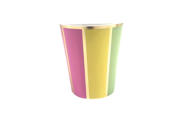 Colour Wheel Cups | Pop Roc Parties