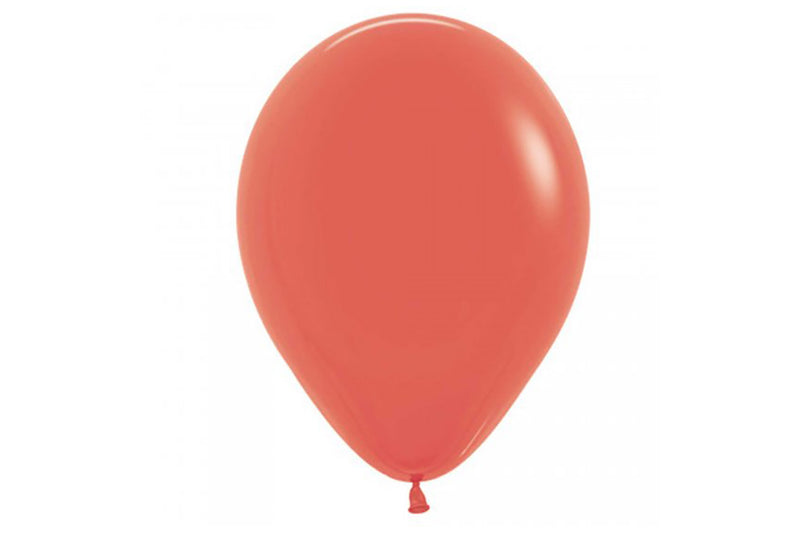 Coral Balloon Pack | Pop Roc Parties