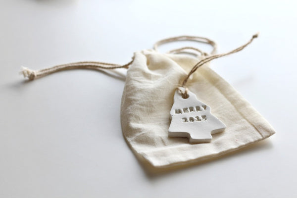 Natural Drawstring Cotton Bags - Pop Roc Parties