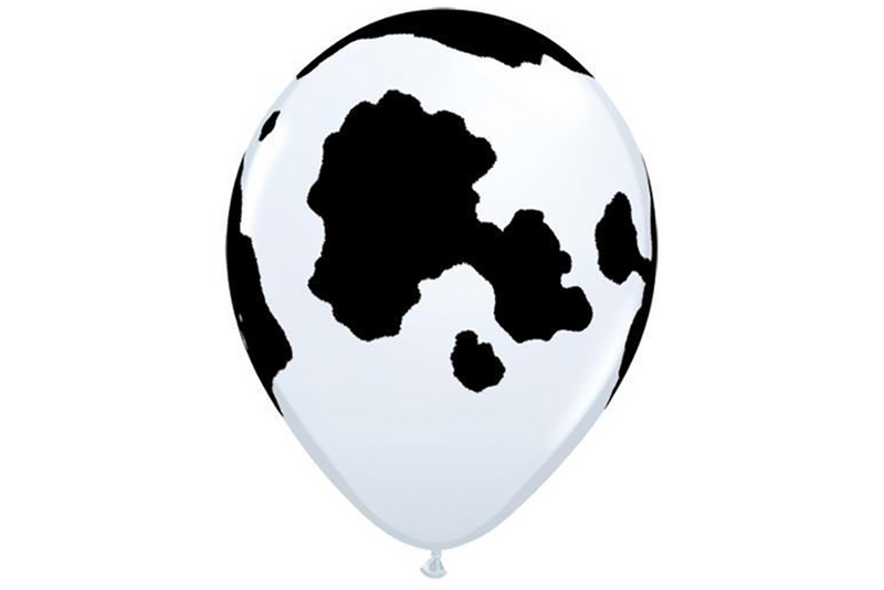 Cow Print Balloons | Pop Roc Parties