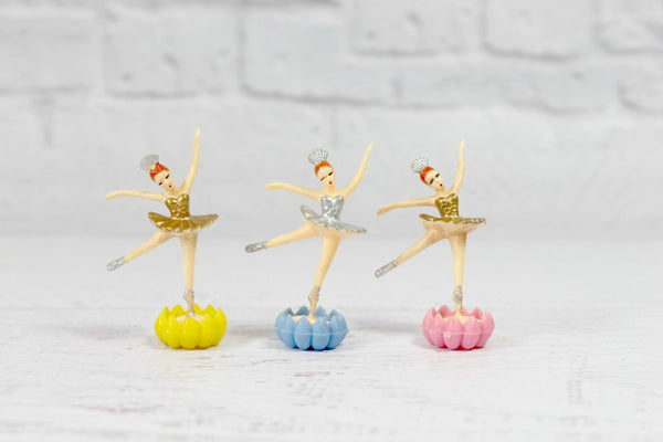 Dancing Ballerina Toppers - Pop Roc Parties