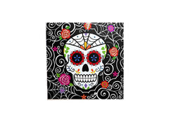 Day of the Dead Napkins | Pop Roc Parties