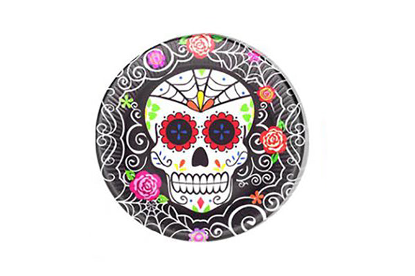 Day of the Dead Plates | Pop Roc Parties