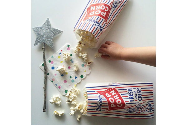 Delicious Popcorn Bags | Pop Roc Parties