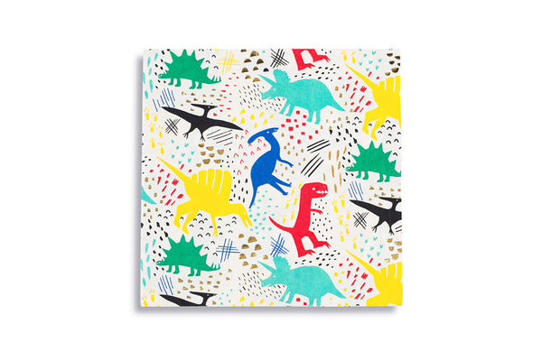 Dinomite Napkins | Pop Roc Parties