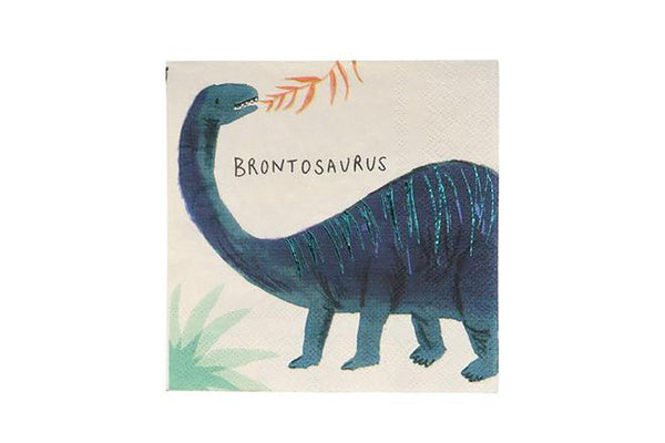 Dinosaur Kingdom Napkins | Pop Roc Parties