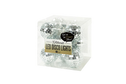 Disco Ball LED Lights - Pop Roc Parties