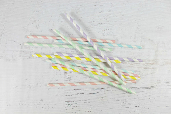 Easter Straw Mix - Pop Roc Parties