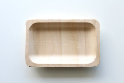 Eco Chic Medium Rectangle Plates