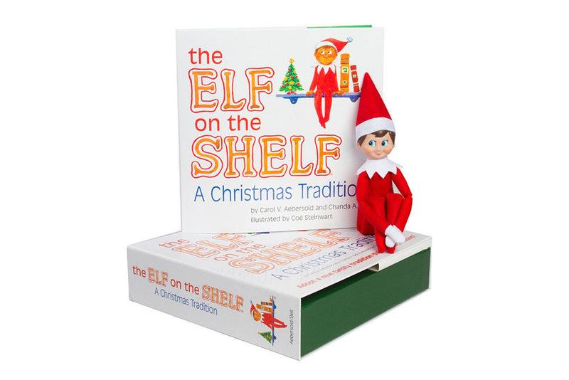 The Elf on the Shelf - Boy - Pop Roc Parties