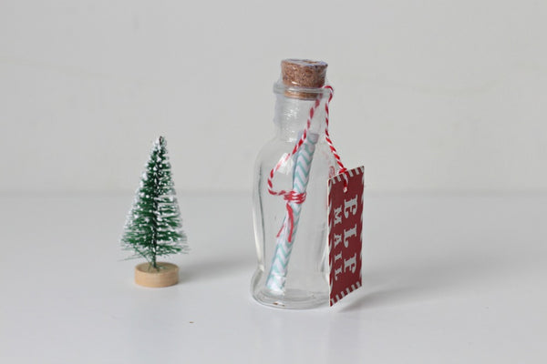 Elf Mail Bottle | Pop Roc Parties