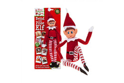 Elfie the Bend & Pose Elf | Pop Roc Parties