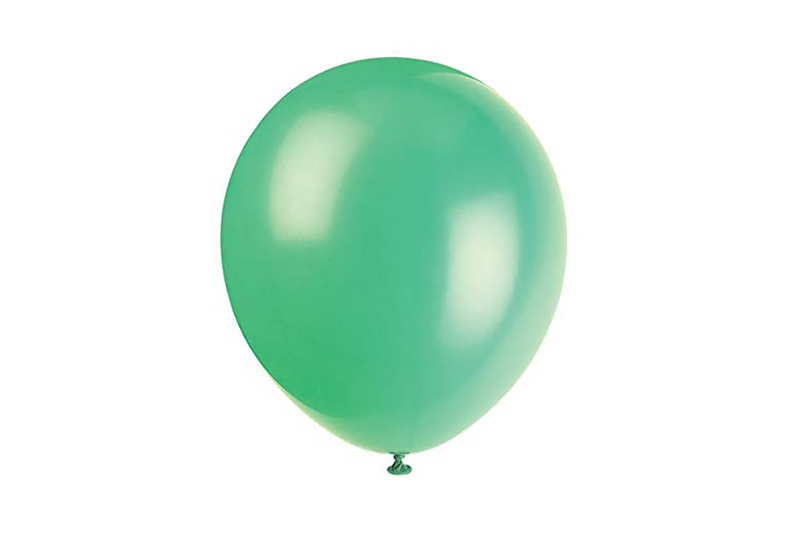 Emerald Green Balloon Pack - Pop Roc Parties