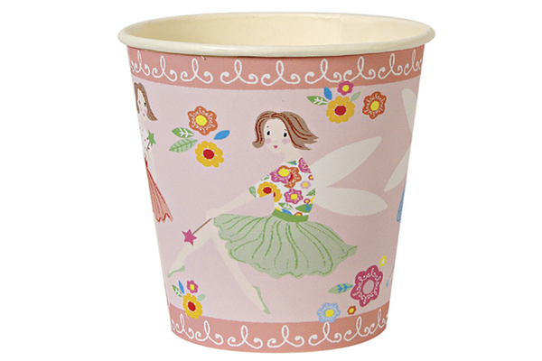 Fairy Magic Party Cups - Pop Roc Parties