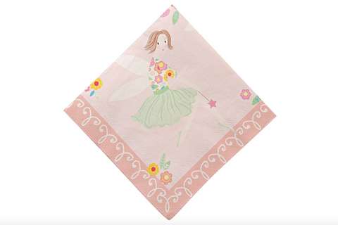 Fairy Magic Party Napkins