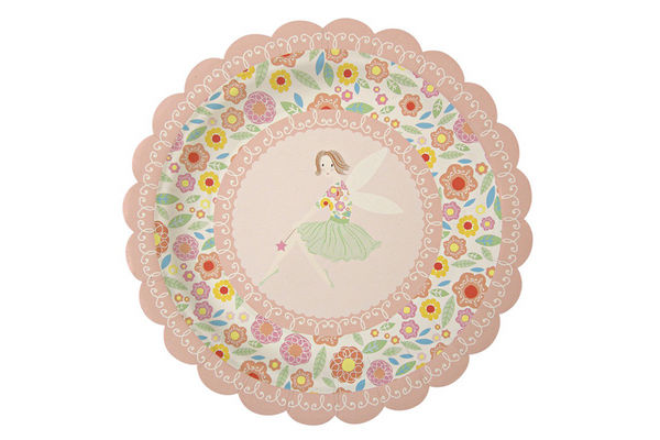 Fairy Magic Party Plate