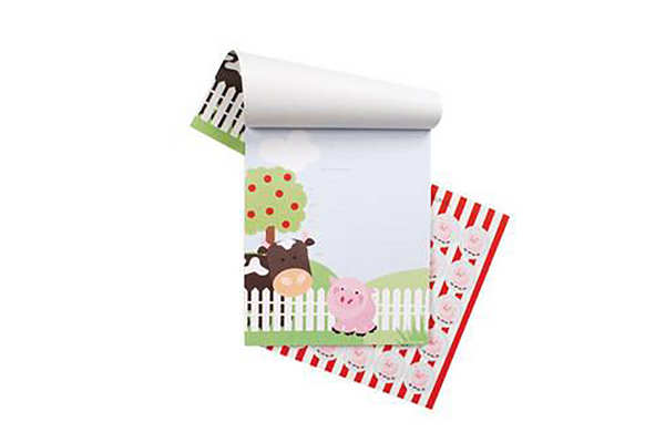 Farmyard Invitations - Pop Roc Parties