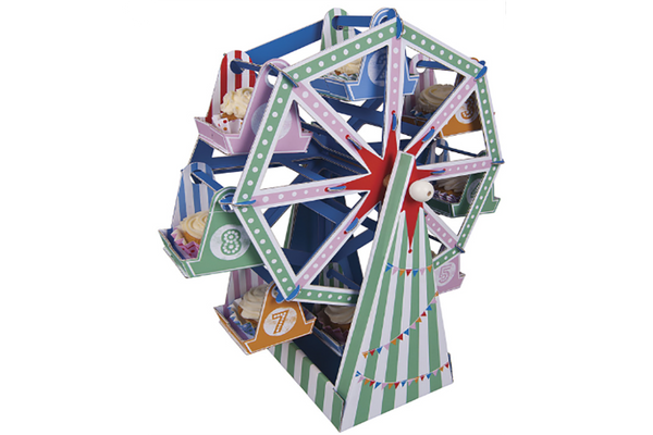 Toot Sweet Ferris Wheel Centrepiece - Pop Roc Parties