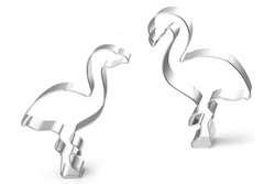 Flamingo Cookie Cutters | Pop Roc Parties