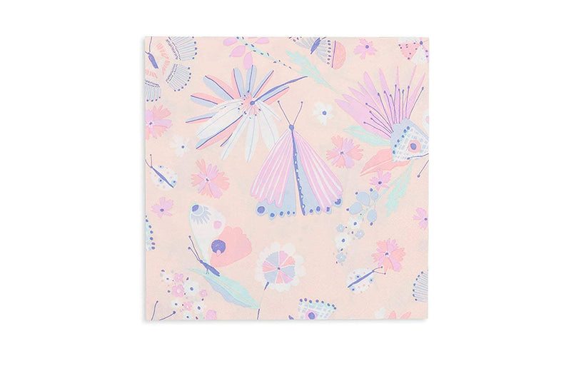 Flutter Butterfly Napkins | Pop Roc Parties