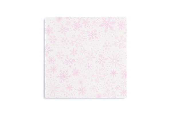 Frosted Snowflake Napkins | Pop Roc Parties