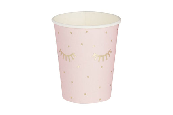 Pamper Party Paper Cups | Pop Roc Parties