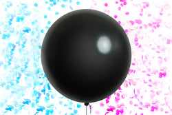 Gender Reveal Confetti Balloon | Pop Roc Parties