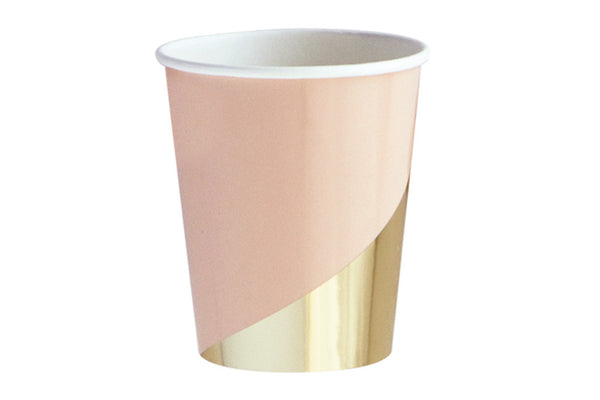 Goddess Colour Block Party Cups - Pop Roc Parties