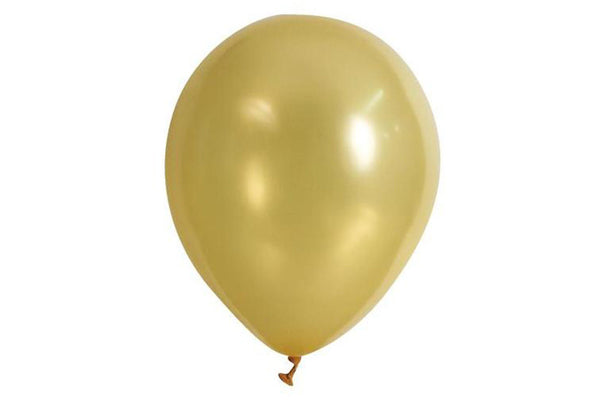 Gold Balloon Pack - Pop Roc Parties