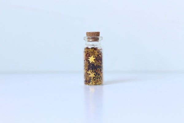 Metallic Gold Star Confetti | Pop Roc Parties