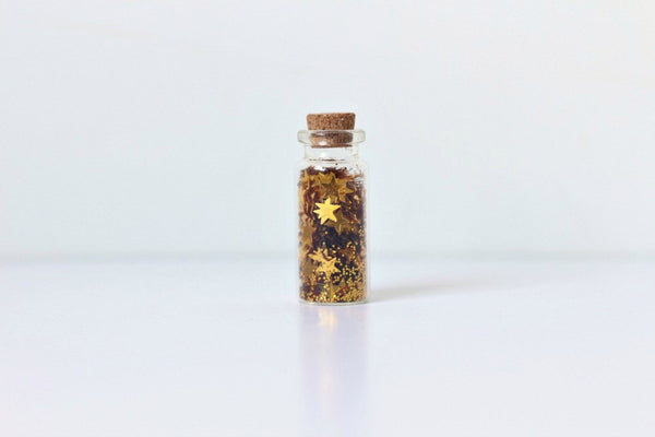 Mini Glass Vials - Pop Roc Parties