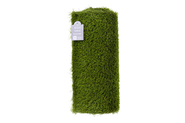 Grass Table Runner | Pop Roc Parties