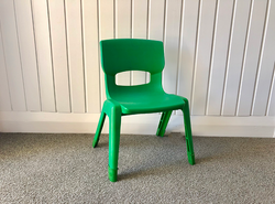 Green Chair - Pop Roc Parties