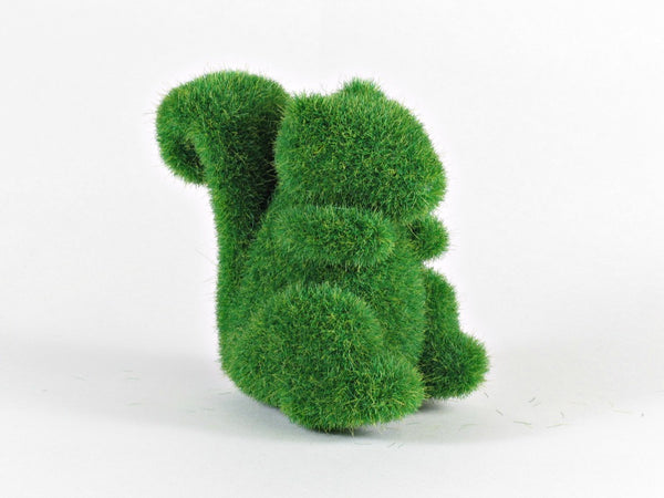 Sweet Mossy Squirrel Woodland Creature